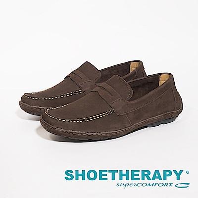 SAPATOTERAPIA 巴西男士皮革商務休閒鞋 男鞋-咖(另有黑)