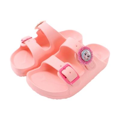 女童台灣製冰雪奇緣輕量拖鞋 sa94002 魔法Baby
