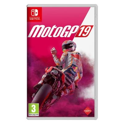 NS 世界摩托車錦標賽 MotoGP 2019 - 英文版