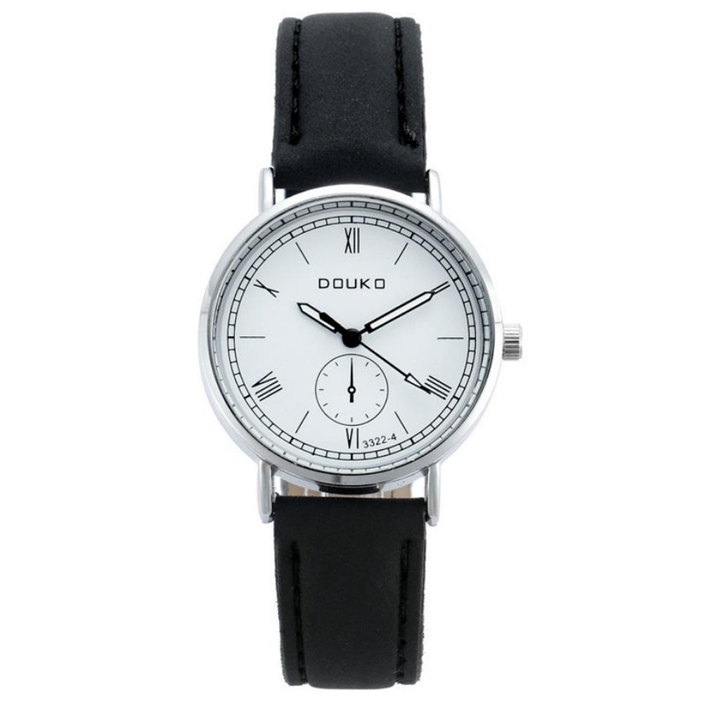 Watch-123 吟唱詩人-仿秒盤小資女百搭手錶