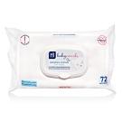 寶貝可可麗 babycoccole 護敏彈性棉柔濕巾 72抽(濕紙巾、敏弱肌、私密肌膚適用)