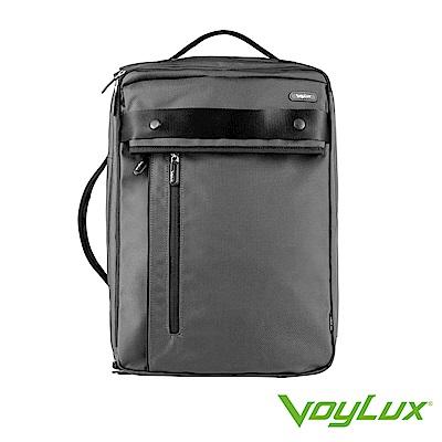 Voylux 伯勒仕-VINCO系列-三用後背包/電腦包3180108-灰色