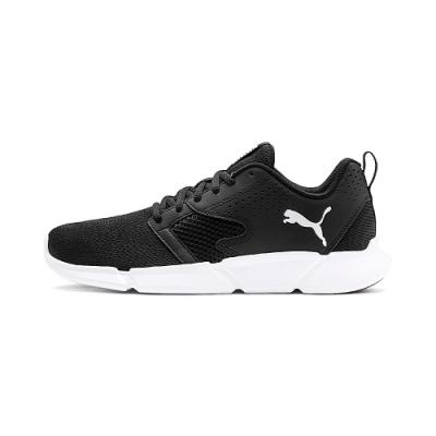 PUMA-INTERFLEX Modern 男女慢跑運動鞋-黑色