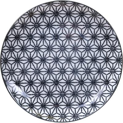 《Tokyo Design》瓷製餐盤(星點黑20.5cm)