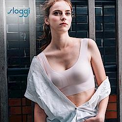 sloggi ZERO Feel Top 零感系列圓領背心式內衣 暖心粉