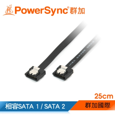 群加 PowerSync SATA 3 傳輸線/25cm