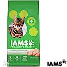 IAMS 愛慕思 健康優活 雞肉 低脂 成貓糧 7磅