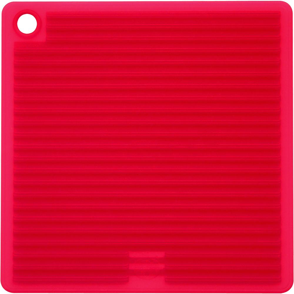《MASTRAD》方型隔熱墊(紅)