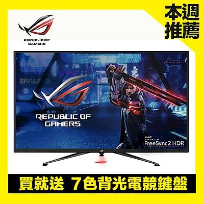 [無卡分期12期]ASUS ROG Strix XG438Q 43型 VA HDR電競螢幕
