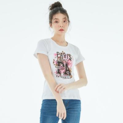 101原創 短袖T恤-派樂戴斯-女