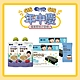 韓國【BEBECOOK】寶膳 嬰幼兒韓牛芝麻海苔粥*2+幼兒純粹海苔*2 (4入組) product thumbnail 1
