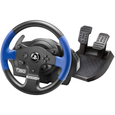 Thrustmaster T150 方向盤(支援PS4/PS3/PC)