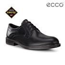 ECCO VITRUS III 歐式商務正裝鞋 男-黑