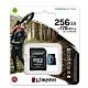 金士頓 SDCG3 MicroSDXC 170MB 256G U3 V30 A2 記憶卡 product thumbnail 2