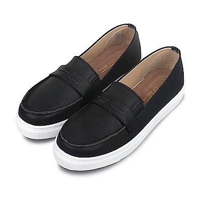 BuyGlasses 優雅LADY專屬懶人鞋-黑