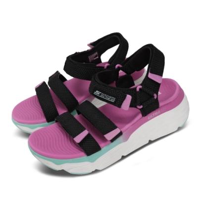 Skechers 涼拖鞋 Max Cushioning-Slay 女鞋