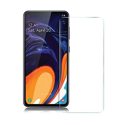 Xmart for Samsung Galaxy A60 薄型 9H 玻璃保護貼-非滿版