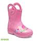 Crocs 卡駱馳 (童鞋) 趣味學院銀河流星提把雨靴 205956-669 product thumbnail 1