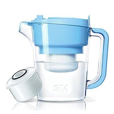 3M即淨長效濾水壺-晴空藍(內含濾心)
