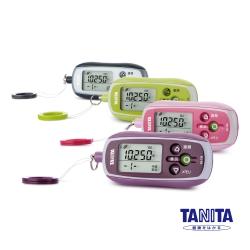 日本TANITA 三軸感應智慧計步器暨防身警報器FB-736