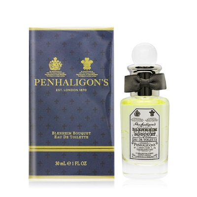 *PENHALIGON S 潘海利根 布倫海姆花束淡香水 Blenheim Bouquet 30ml EDT-國際航空版