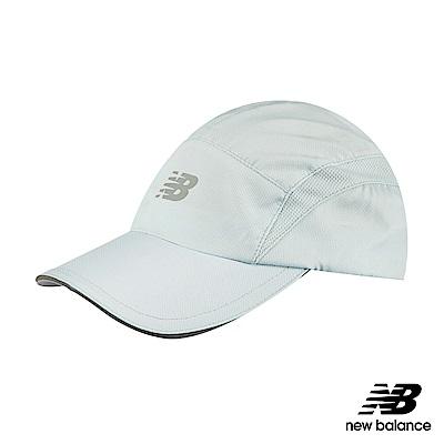 New Balance專業慢跑帽LAH91003PSY_中性淺藍