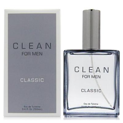 CLEAN For Men Classic 同名經典男性淡香水100ml