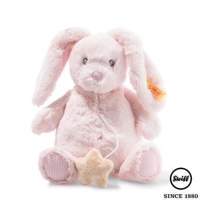 STEIFF 兔子 Belly Rabbit(嬰幼兒音樂鈴)