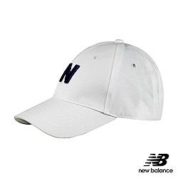 New Balance棒球帽NBC1802WT_中性白色