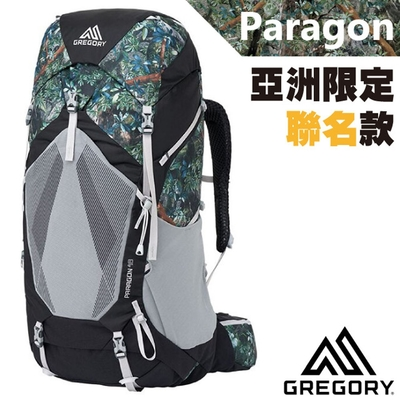 GREGORY 限定聯名款 Paragon 48 專業健行登山背包(M/L)_EL迷彩