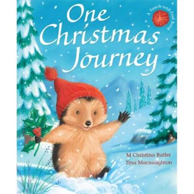One Christmas Journey 聖誕冒險平裝繪本