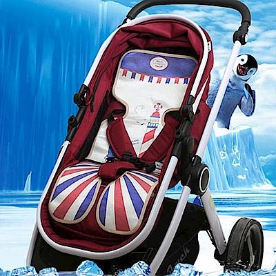 【親親寶貝】頂級精品天然冰絲嬰兒車涼蓆/推車涼蓆/汽座涼席/冰涼墊