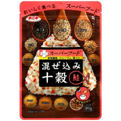 浜乙女 健康本舖十穀鮭魚風味飯友(30g)