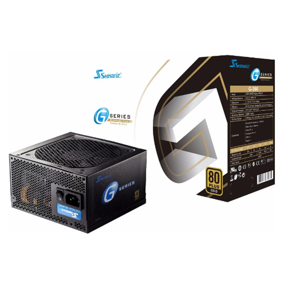 海韻 G-SERIES 750W 80 PLUS金牌 電源供應器
