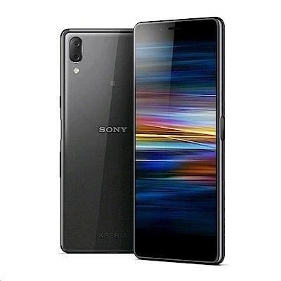 [時時樂限定] SONY Xperia L3 (3G/32G) 5.7吋雙鏡頭智慧手機(黑色)