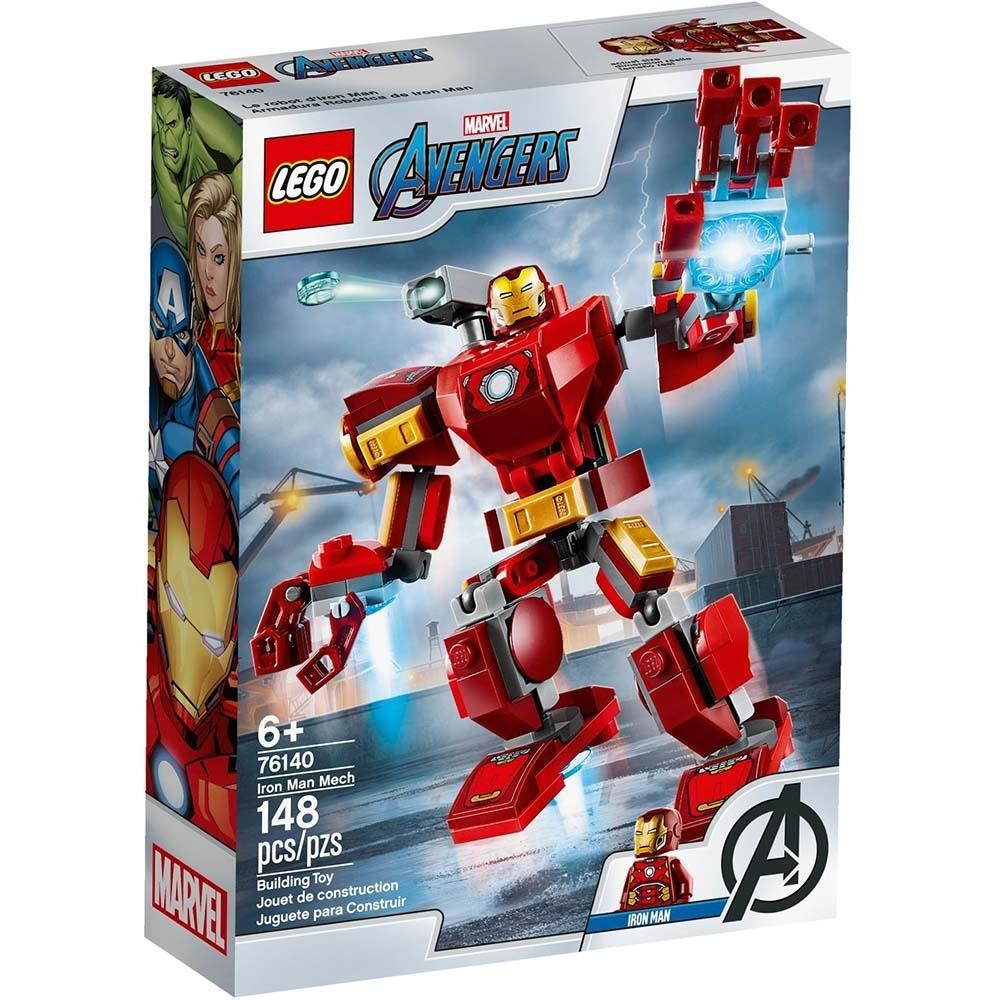 樂高LEGO 超級英雄系列 - LT76140 Iron Man Mech
