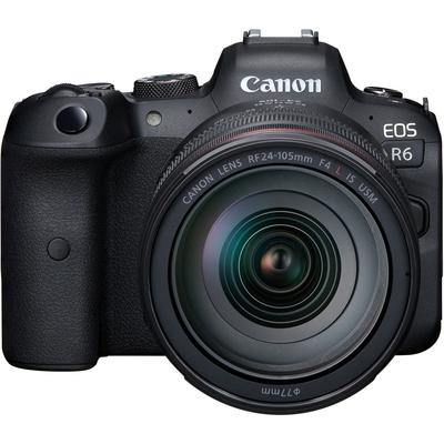 Canon EOS R6 + RF 24-105mm f/4L IS USM (公司貨)