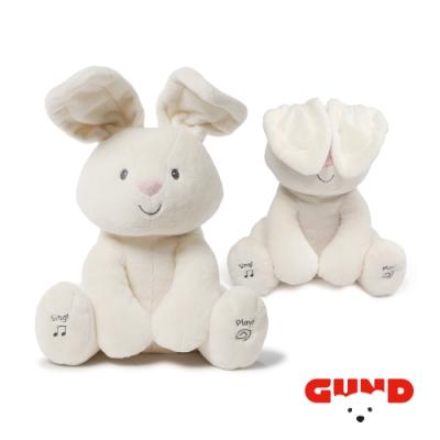 GUND 小兔躲貓貓互動玩偶