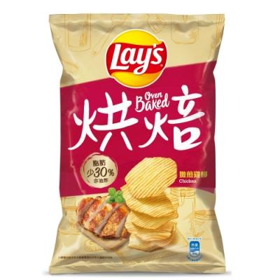 樂事烘焙 波浪嫩煎雞柳口味洋芋片(89g)