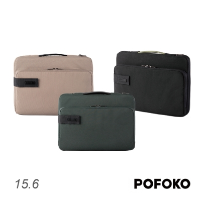 POFOKO E550 15.6吋 手提包腦包 內袋