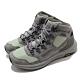 Merrell 戶外鞋 Ontario 85 Mesh 運動 女鞋 登山 越野 耐磨 黃金大底 防水 麂皮 灰 綠 ML500132 product thumbnail 1