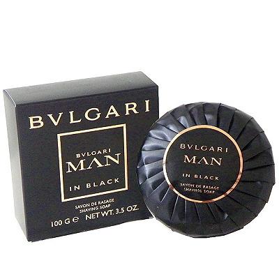 Bvlgari In Black Shaving Soap 當代真我刮鬍皂 100g