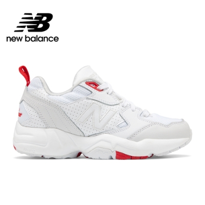 【New Balance】多功能訓練鞋 女性 白色 WX708EC-D楦