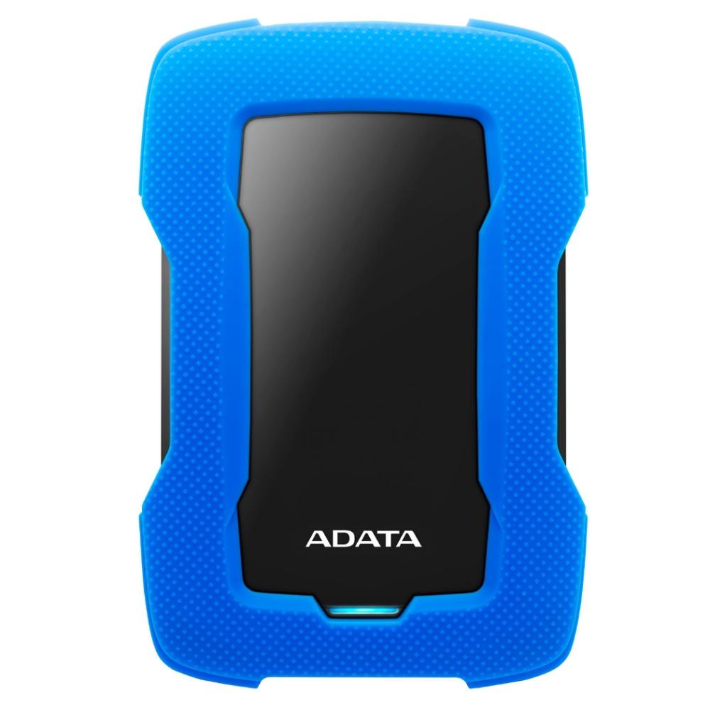 ADATA威剛 HD330 4TB(藍) 2.5吋行動硬碟