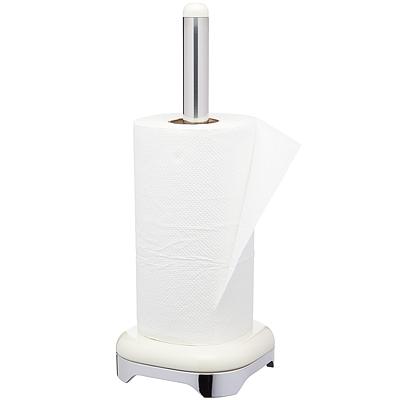 《KitchenCraft》純淨衛生紙架(牙白)