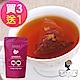 午茶夫人-紅棗國寶茶-12入x3袋-送太妃糖紅茶