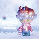 DIMOO 驚喜聖誕節系列盒玩公仔(二入隨機款)
