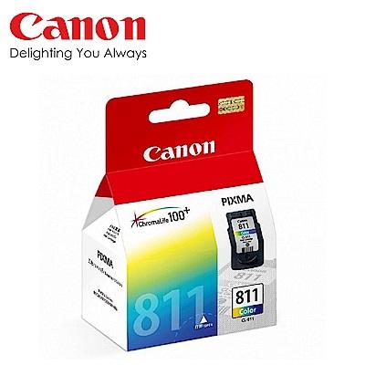 CANON CL-811 原廠彩色墨水匣