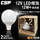 LB1210超廣角LED燈球12V/24V(12W)/地攤燈.帳棚燈.防災燈.停電燈 product thumbnail 1
