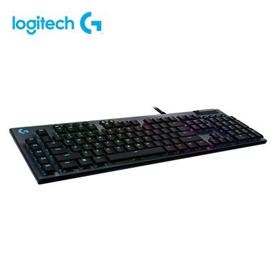 羅技 G813 RGB短軸遊戲鍵盤-紅軸